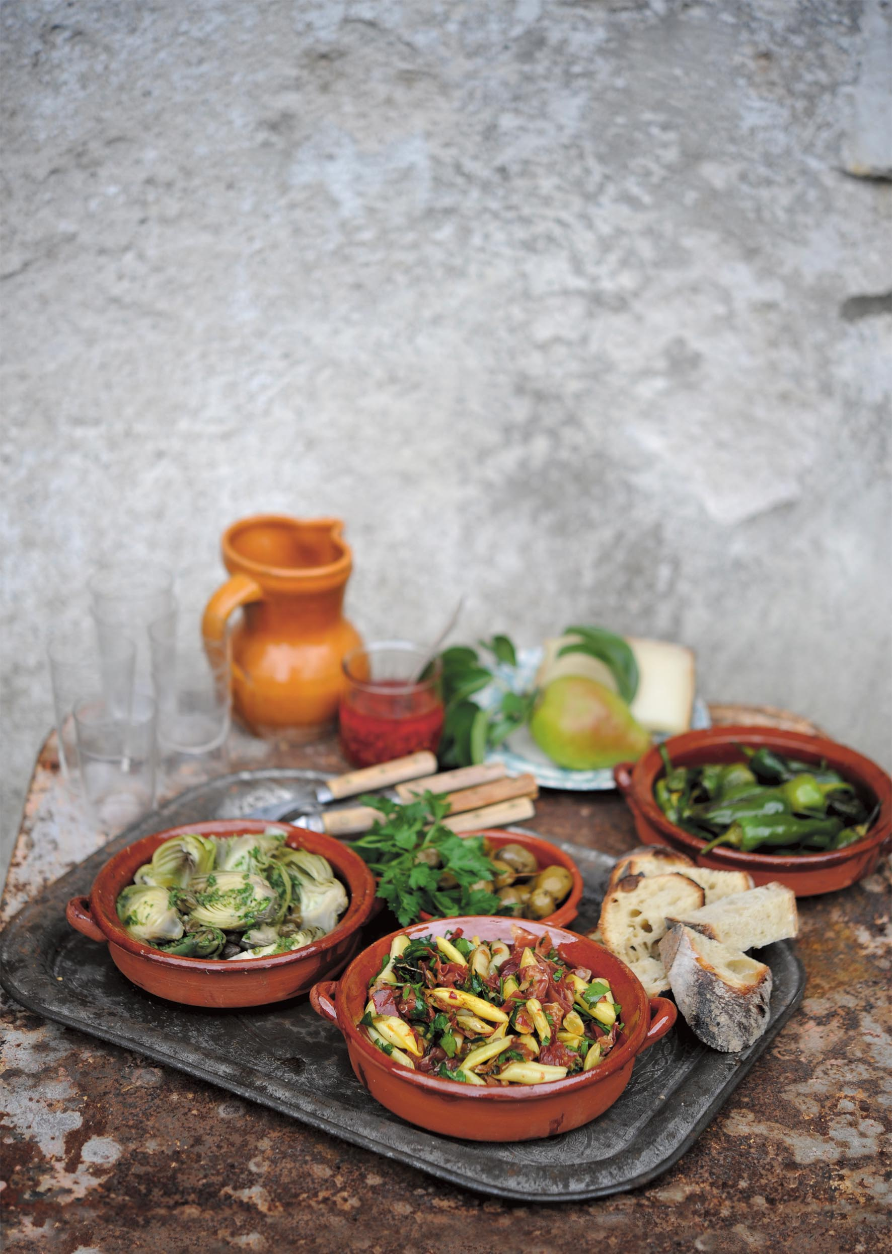 sommarmat med bergenströms recept